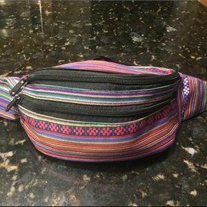 Handbags - BNWT Guatemalan Fanny Pack - boho style